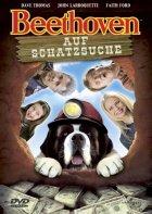 Beethoven auf Schatzsuche - Plakat zum Film