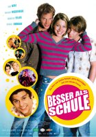 Besser als Schule - Plakat zum Film