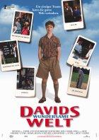 Davids wundersame Welt - Plakat zum Film