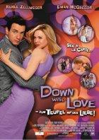 Down With Love - Zum Teufel mit der Liebe - Plakat zum Film