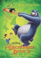 Das Dschungelbuch 2 - Plakat zum Film