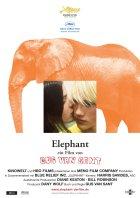 Elephant - Plakat zum Film