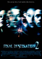 Final Destination 2 - Plakat zum Film