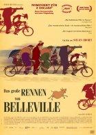 Das große Rennen von Belleville - Plakat zum Film