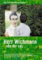 Herr Wichmann von der CDU - Plakat zum Film