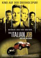 The Italian Job - Jagd auf Millionen - Plakat zum Film