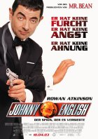 Johnny English - Plakat zum Film