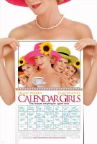 Kalender Girls - Plakat zum Film