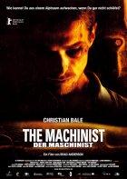 Der Maschinist - Plakat zum Film