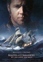 Master And Commander: Bis ans Ende der Welt - Plakat zum Film