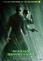 Matrix Revolutions - Plakat zum Film
