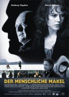 Der menschliche Makel - Plakat zum Film