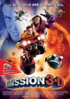 Mission 3D - Plakat zum Film