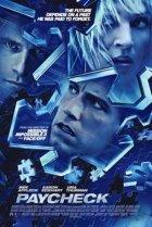 Paycheck - Die Abrechnung - Plakat zum Film