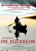 The Return - Die Rückkehr - Plakat zum Film