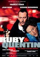 Ruby und Quentin - Der Killer und die Klette - Plakat zum Film