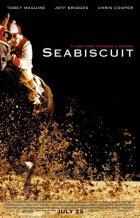 Seabiscuit - Mit dem Willen zum Erfolg - Plakat zum Film