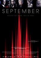 September - Plakat zum Film