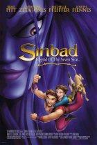 Sinbad - Der Herr der sieben Meere - Plakat zum Film