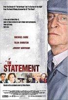 The Statement - Plakat zum Film