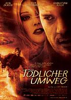 Tödlicher Umweg - Plakat zum Film