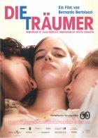 Die Träumer - Plakat zum Film