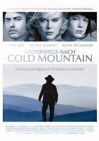 Unterwegs nach Cold Mountain - Plakat zum Film