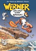 Werner - Gekotzt wird später! - Plakat zum Film