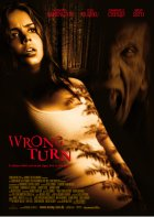 Wrong Turn - Plakat zum Film