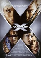 X-Men 2 - Plakat zum Film