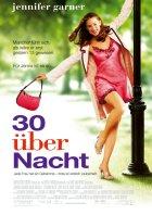 30 über Nacht - Plakat zum Film