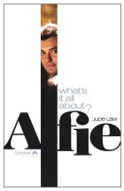 Alfie - Plakat zum Film