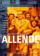 Allende - Der letzte Tag des Salvador Allende - Plakat zum Film