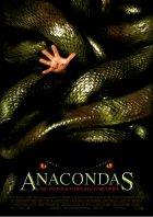 Anacondas: Die Jagd nach der Blut-Orchidee - Plakat zum Film