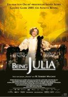 Being Julia - Plakat zum Film