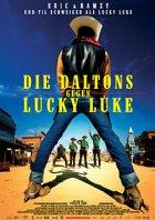 Die Daltons gegen Lucky Luke - Plakat zum Film