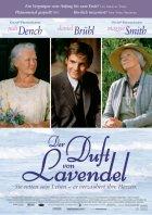 Der Duft von Lavendel - Plakat zum Film