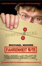 Fahrenheit 9/11 - Plakat zum Film