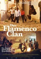 "Film-Plakat zu ""Der Flamenco Clan"""
