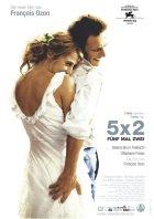 5 x 2 - Plakat zum Film