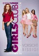 Girls Club - Vorsicht bissig! - Plakat zum Film