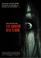 Der Fluch - The Grudge - Plakat zum Film