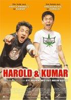 Harold und Kumar - Plakat zum Film