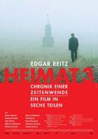 Heimat 3 - Chronik einer Zeitenwende - Plakat zum Film