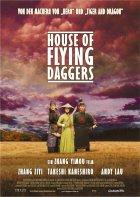 House Of Flying Daggers - Plakat zum Film