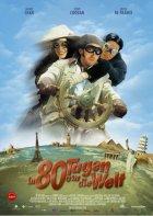 In 80 Tagen um die Welt - Plakat zum Film
