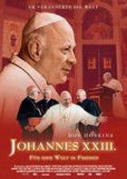 Johannes XXIII. - Für eine Welt in Frieden - Plakat zum Film
