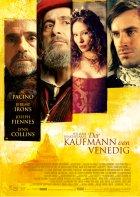 Der Kaufmann von Venedig - Plakat zum Film