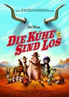 Die Kühe sind los - Plakat zum Film