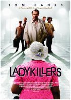 Ladykillers - Plakat zum Film